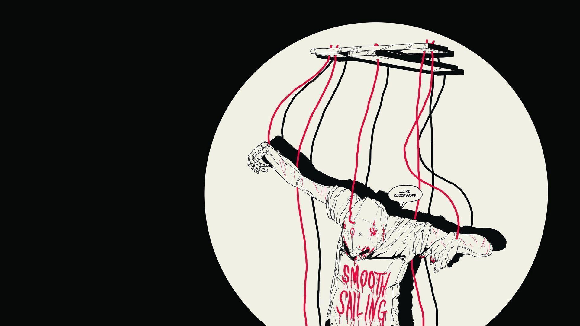 Queens Of The Stone Age Wallpapers - Wallpaper Cave Queens Of The Stone Age Like Clockwork Wallpaper