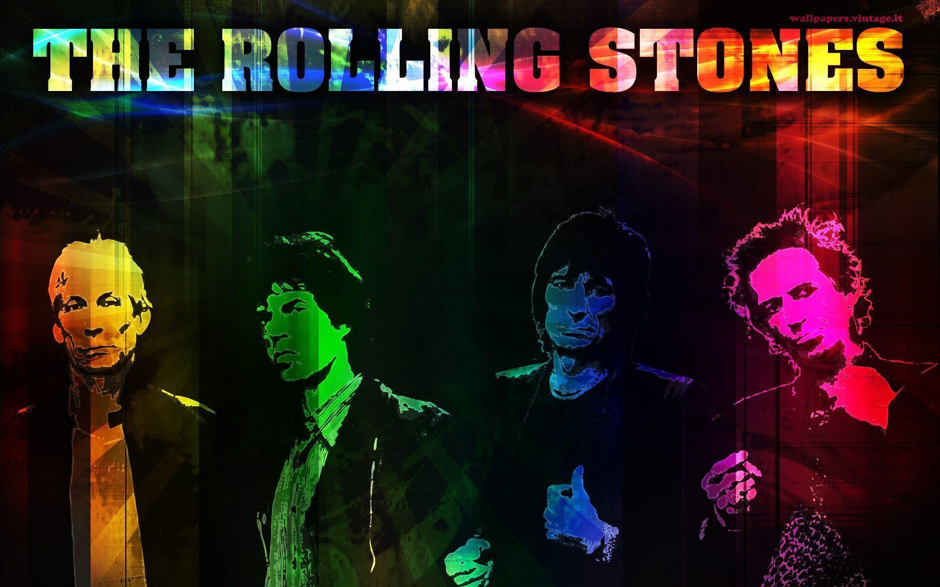 The Rolling Stones wallpapers