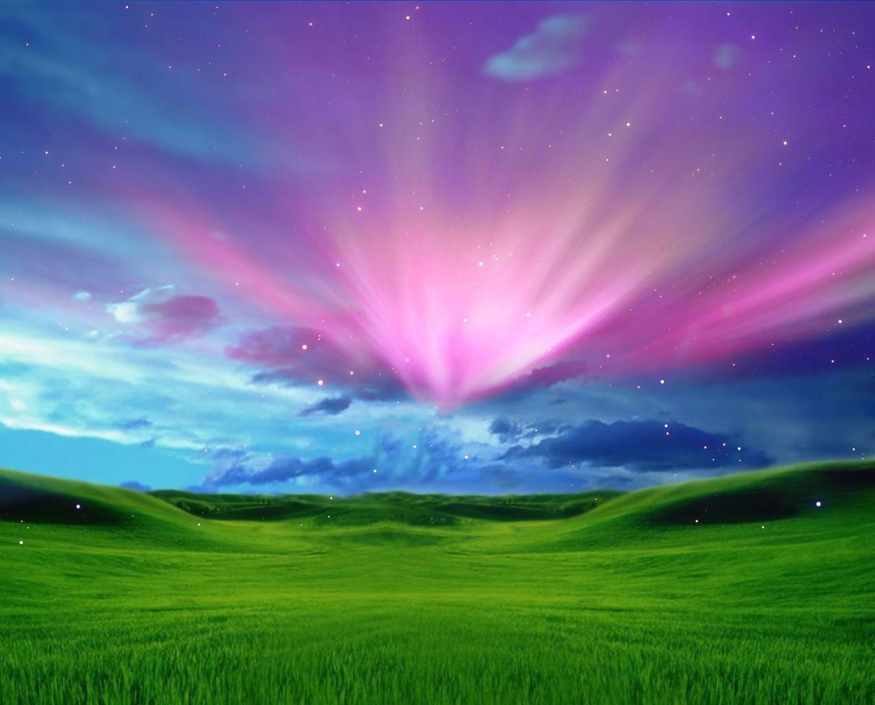 Mac desktop backgrounds nature