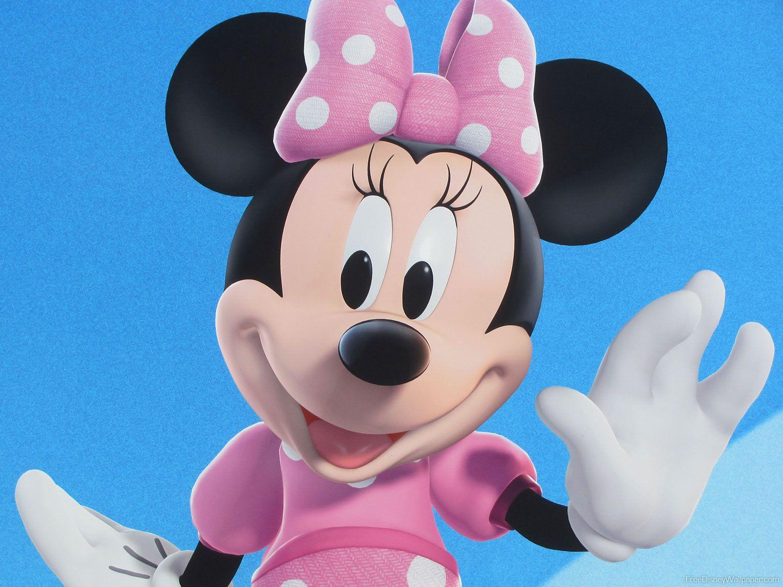 Disney Wallpapers – Free Disney Wallpapers » Minnie Mouse