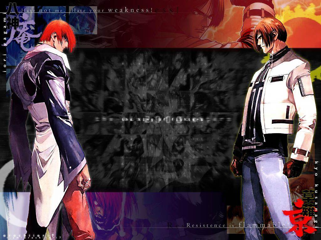 King Of Fighters Wallpapers - Wallpaper Cave