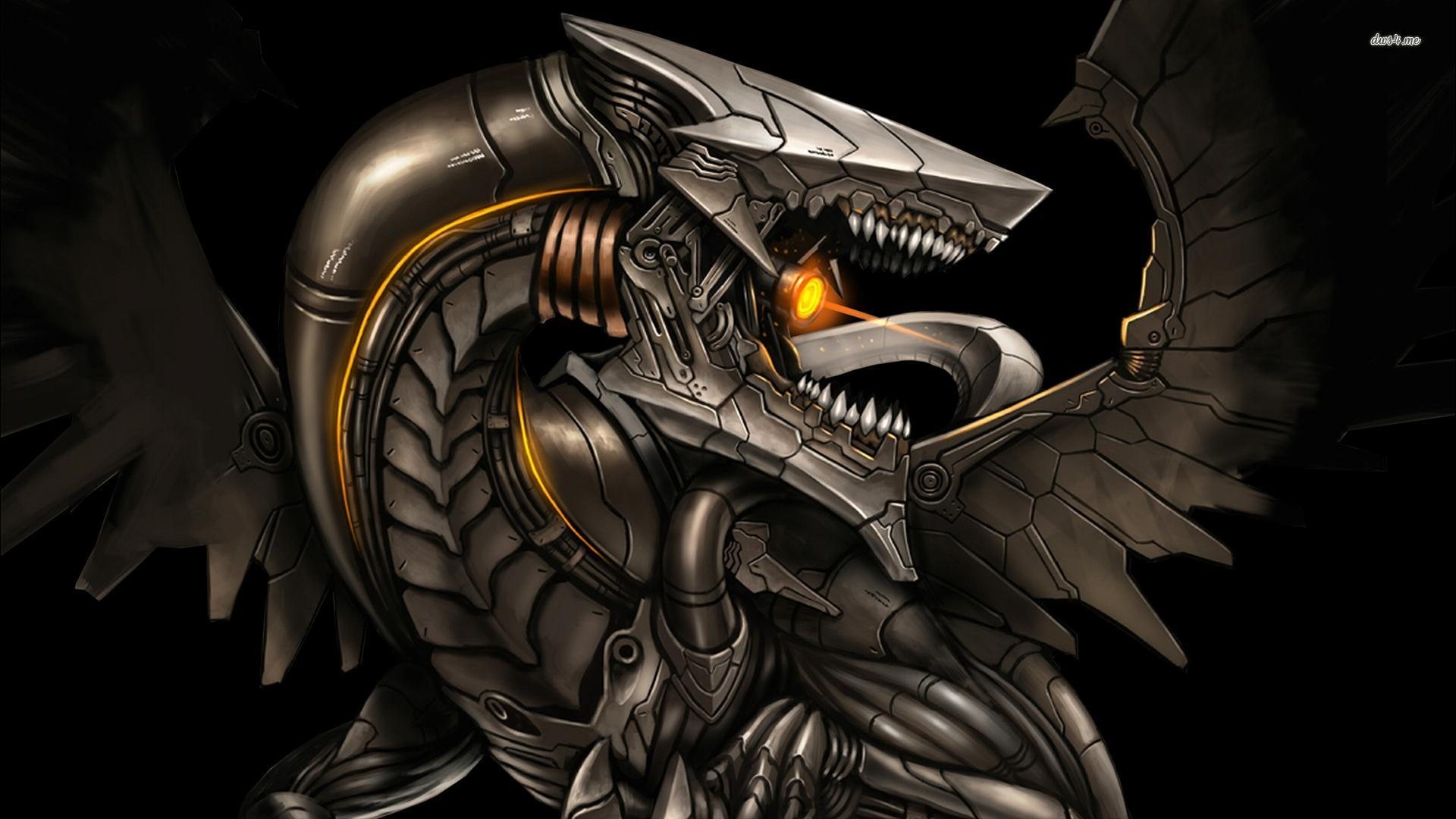 Yugioh Wallpapers - Wa... Dark Cyber End Dragon