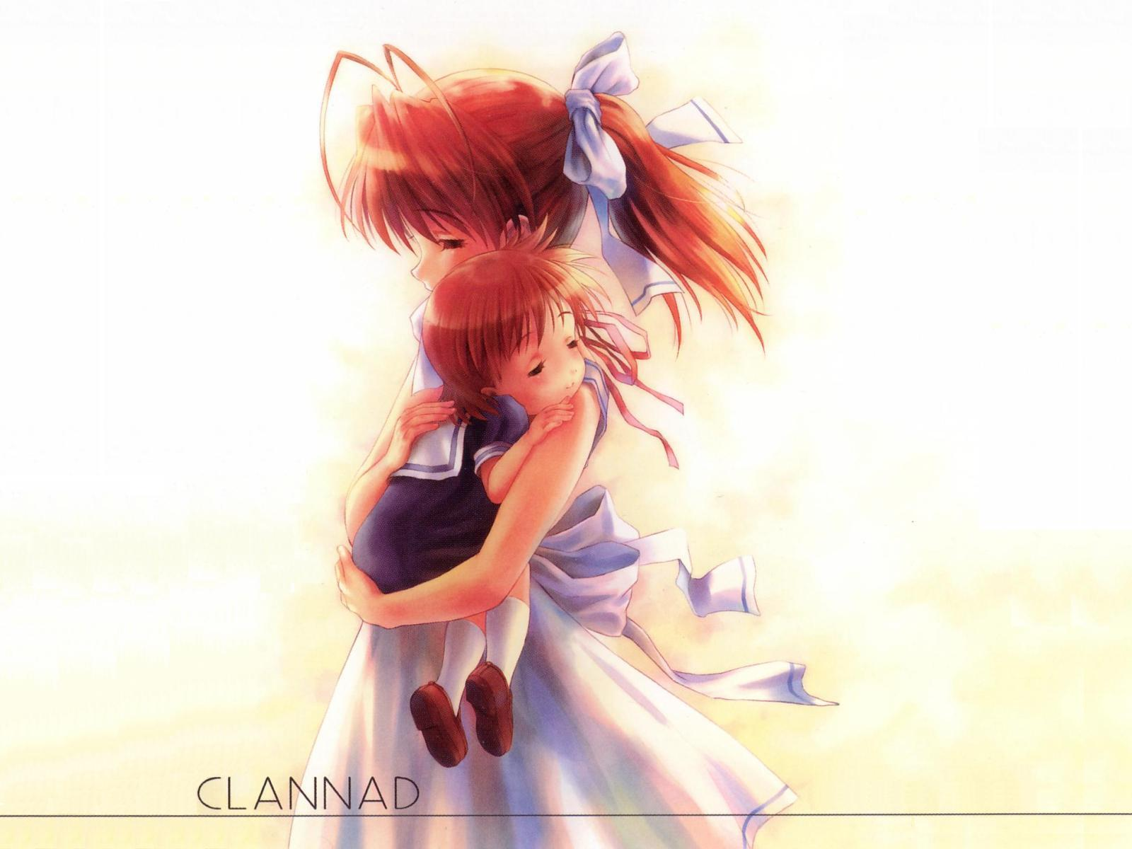 Pix For > Clannad After Story Wallpapers Ushio