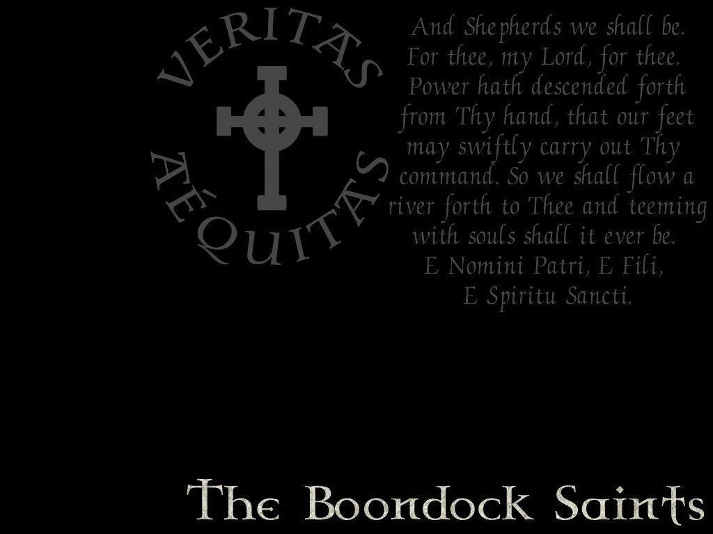 Boondock Saints Backgr...