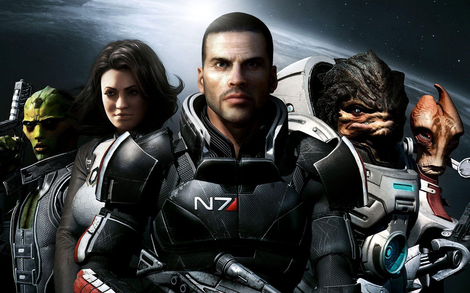 Mass Effect 2 Wallpapers and Pictures For PS3