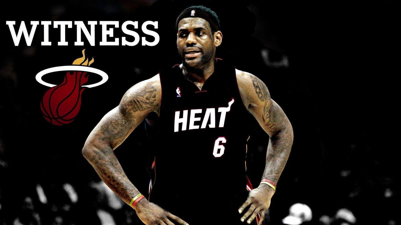 lebron james wallpapers miami heat - wallpaper cave