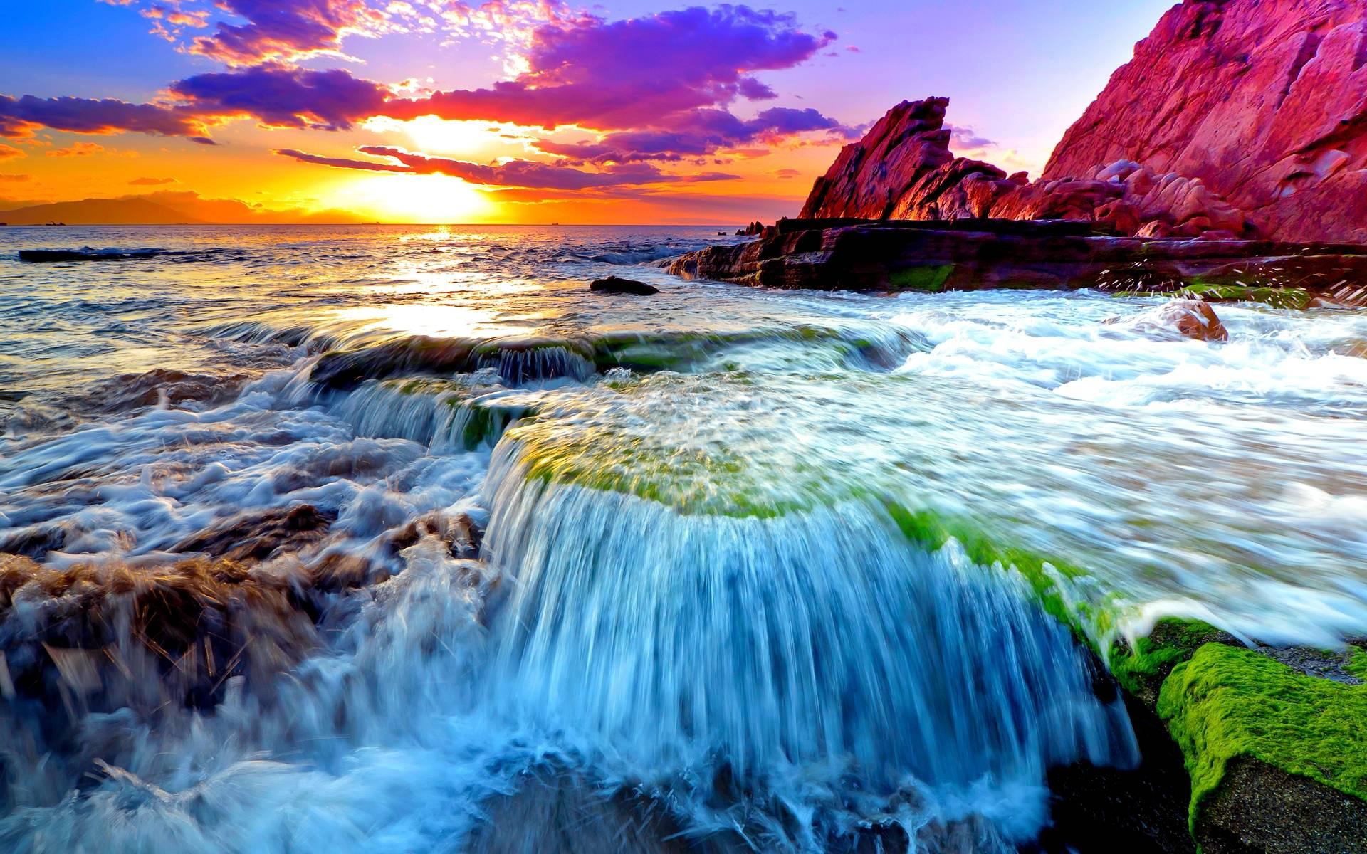 pix for ocean scenes wallpaper