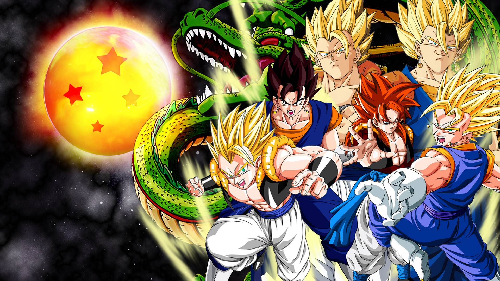 Dragon ball z wallpapers wallpaper cave for Chambre dragon ball z
