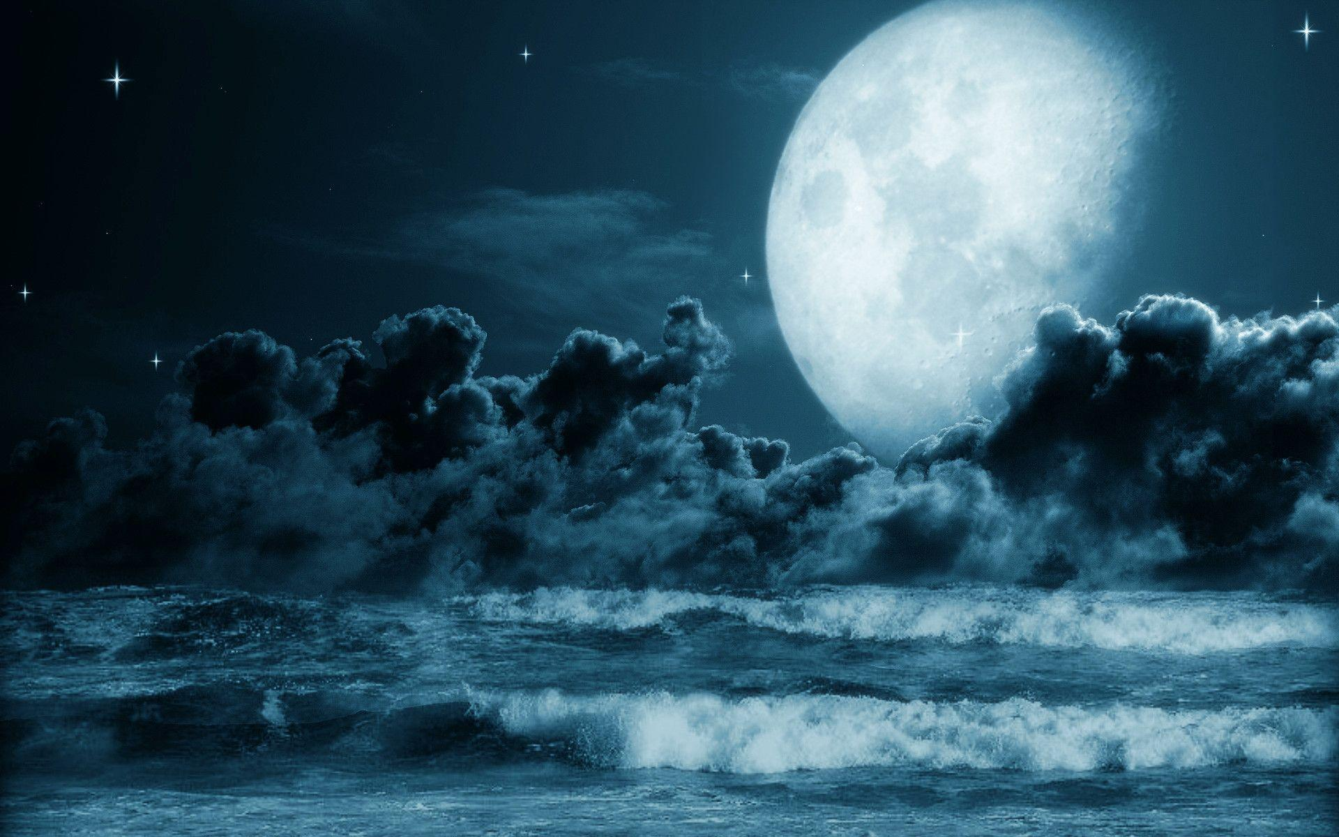 full moon night wallpapers free | vergapipe.com