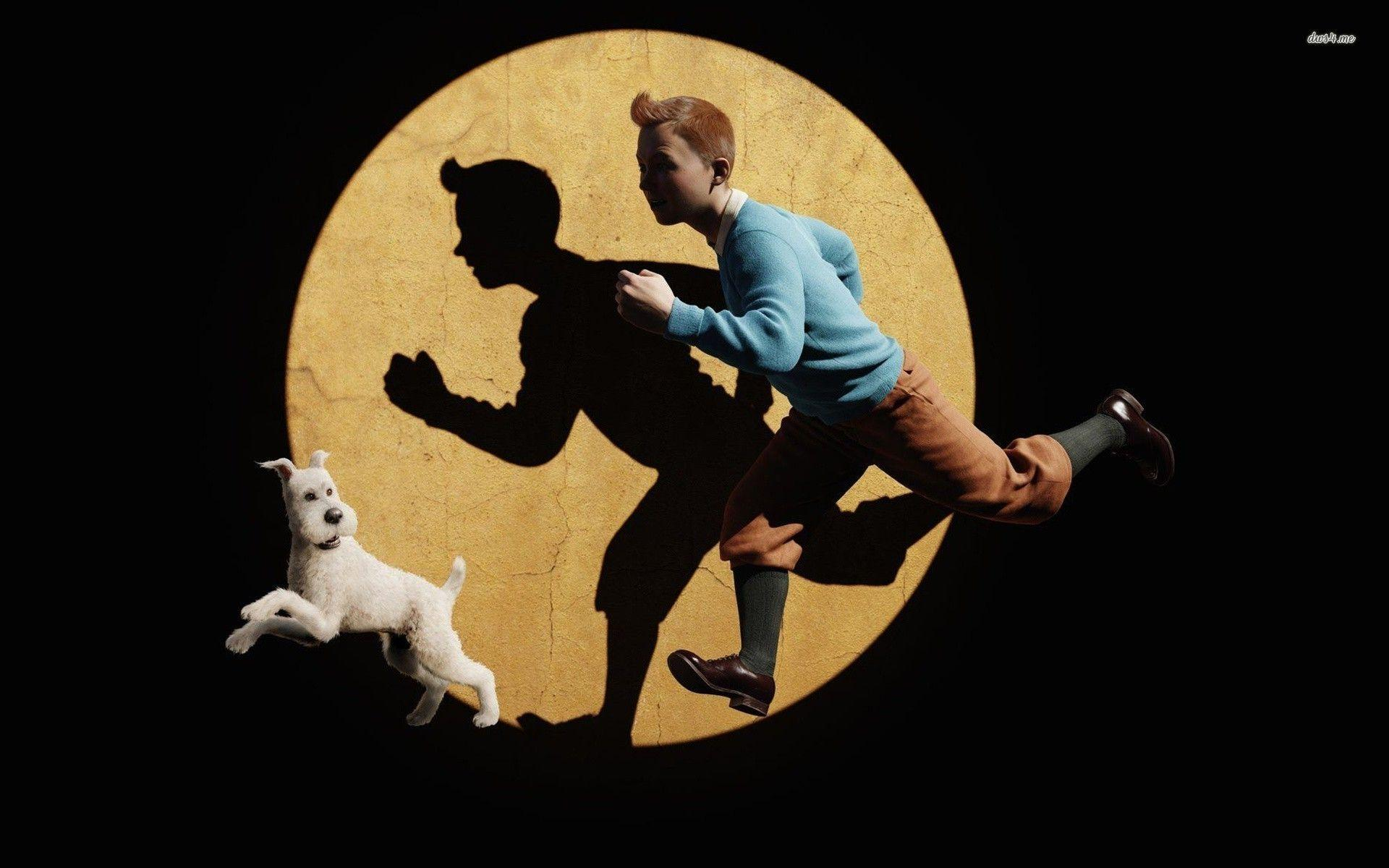 tintin and snowy wallpaper - photo #7