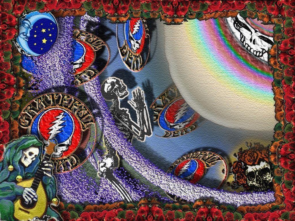 Grateful Dead Backgrounds - Wallpaper Cave