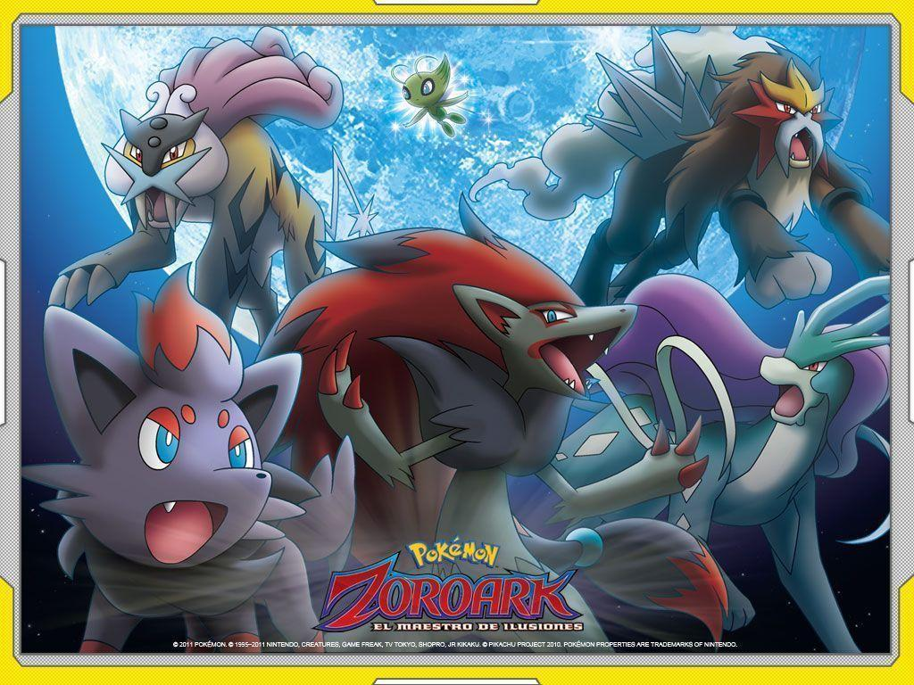 Pokemon Wallpapers Legendary 10264 HD Wallpapers