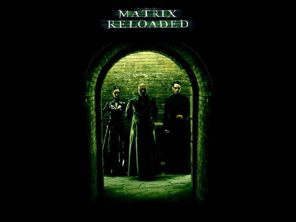 The Matrix Reloaded TheWallpapers
