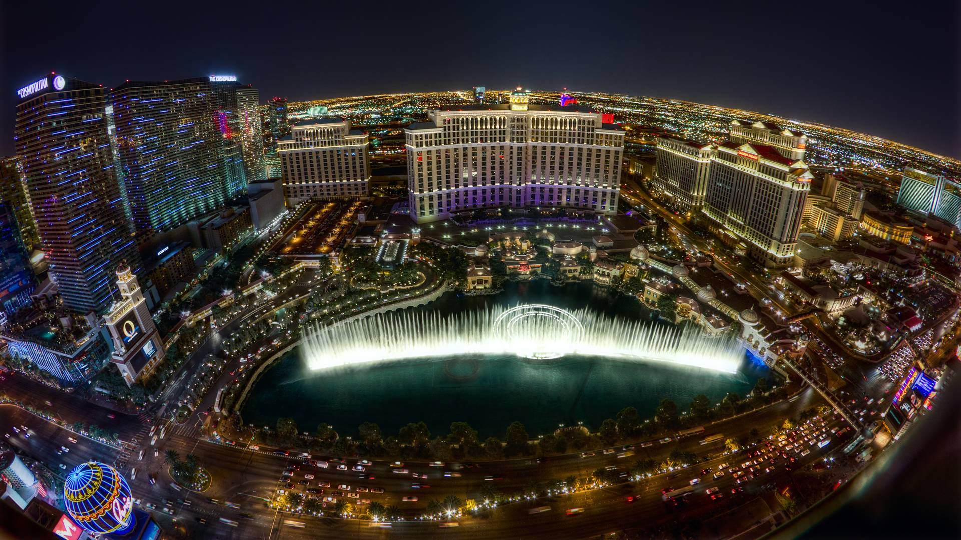 New Cityscapes Las Vegas HD Wallpaper Free Download | HD Wallpapers