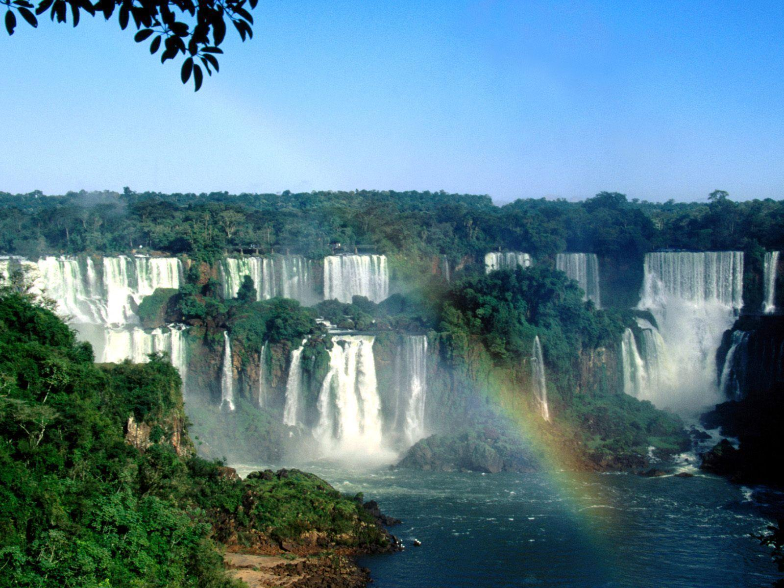Iguazu Falls Brazil Wallpaper | Style Favor – Photos, pictures and ...
