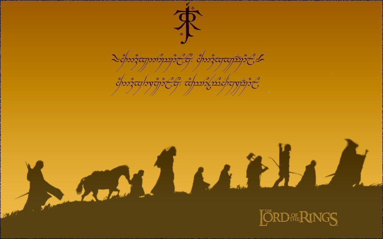 Lord Of the rings wallpaper 2 by JohnnySlowhand on DeviantArt