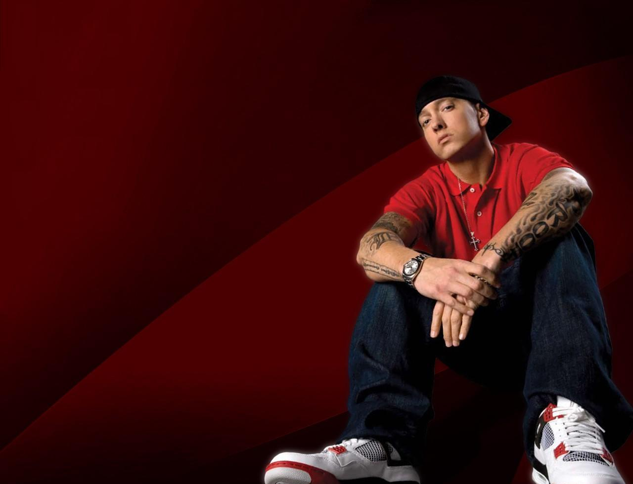 Eminem Not Afraid Wall...