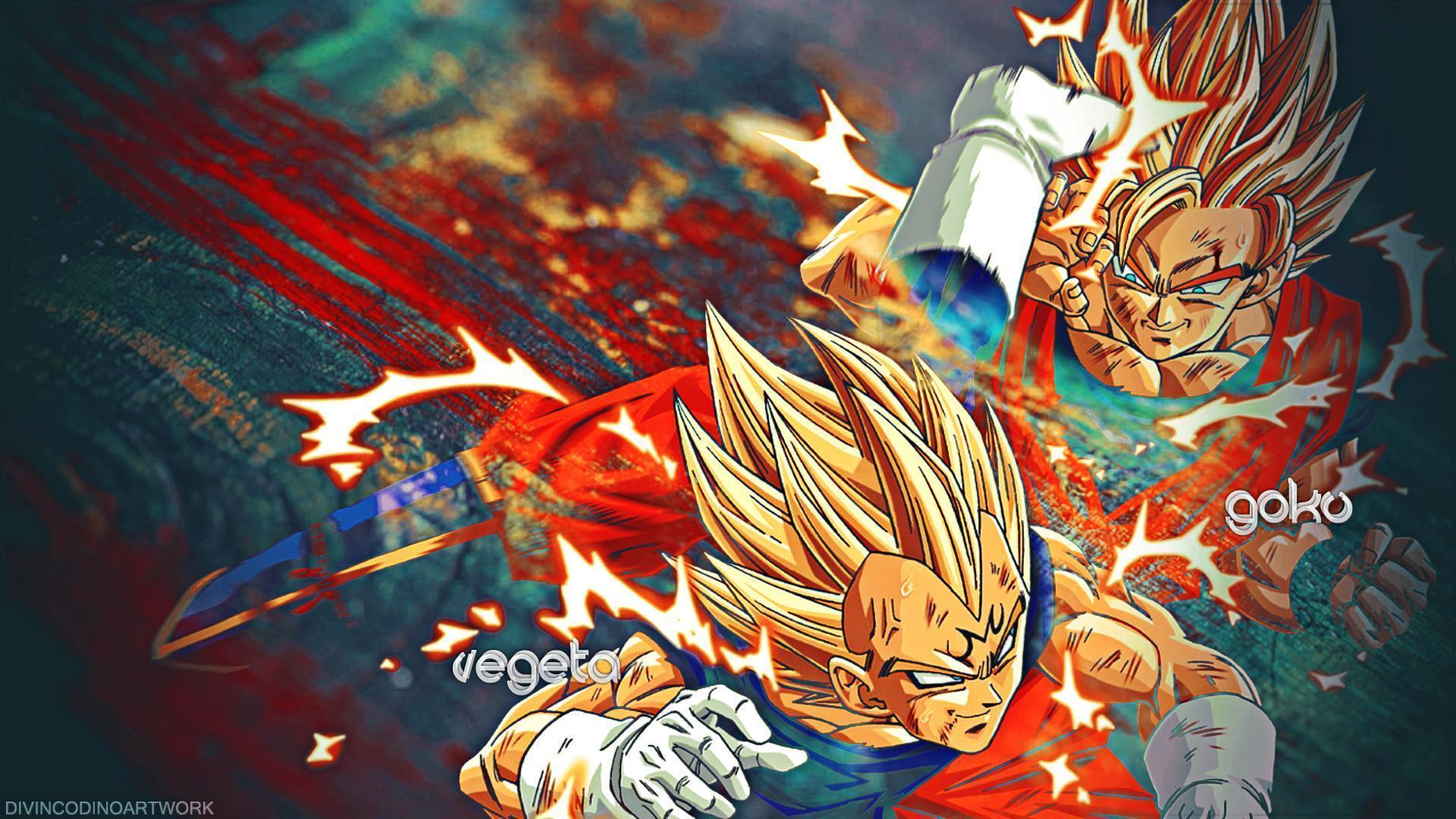 dragon ball z hd wallpapers - wallpaper cave