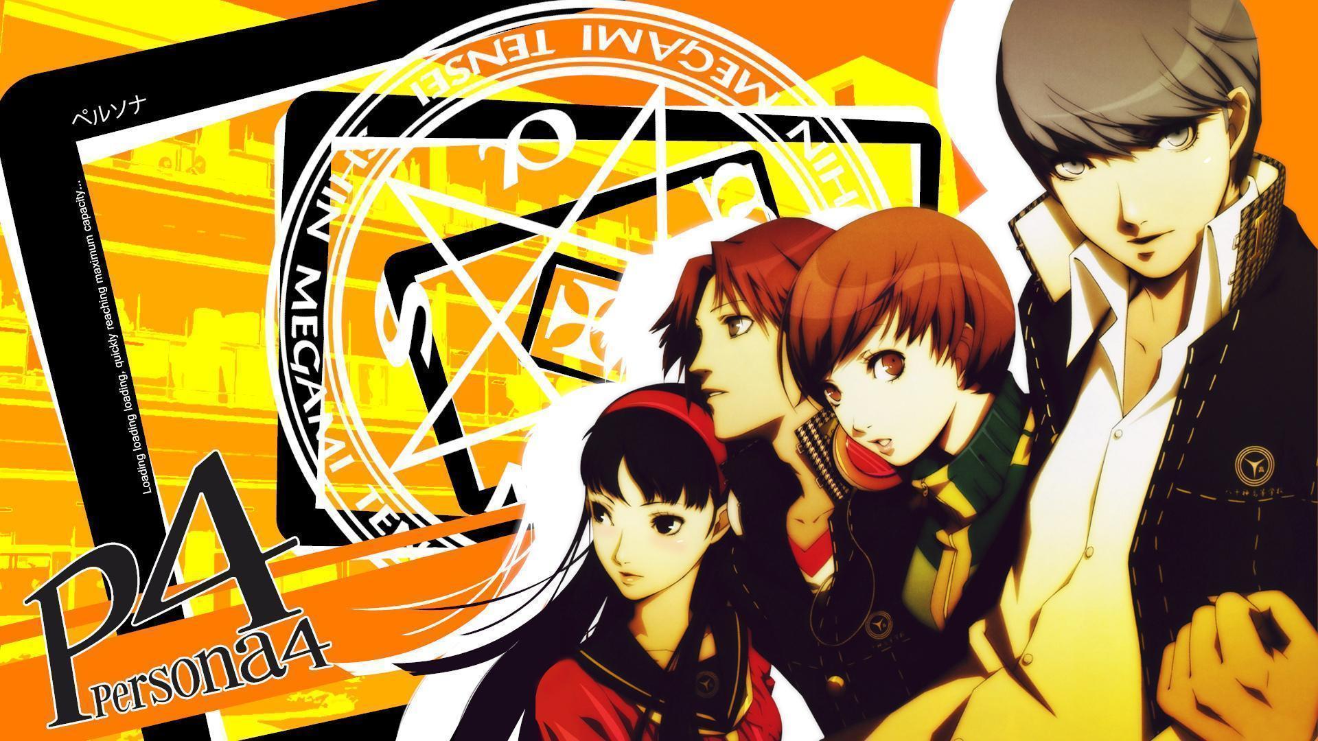 Rise Persona 4 Wallpaper