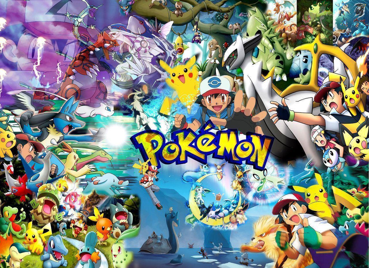 Image - Pokemon-HD-Wallpapers.jpg - Ultimate Pokemon Fanon Wiki