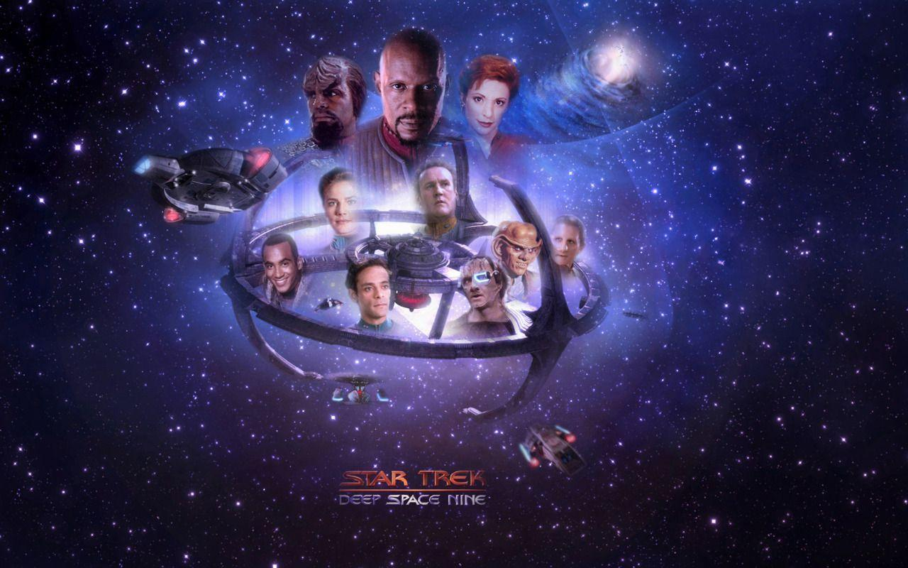 8 Star Trek: Deep Space Nine Wallpapers