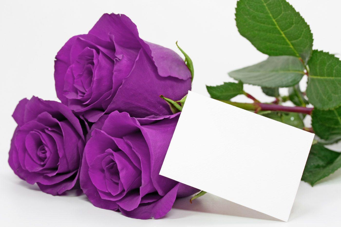 Открытки букеты из роз или просто одиночные розы - 3D галерея 45