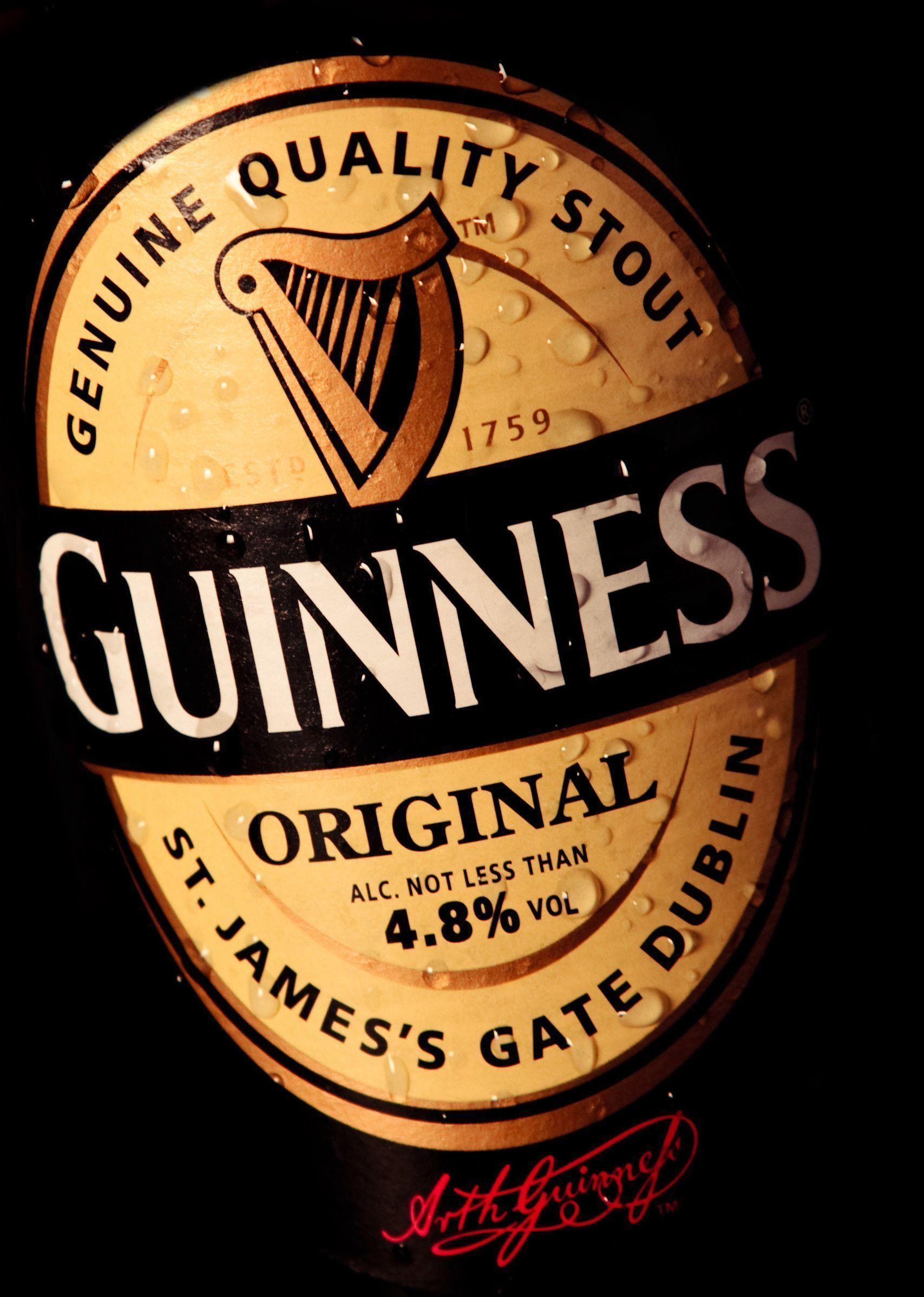 guinness beer wallpapers wallpaper cave