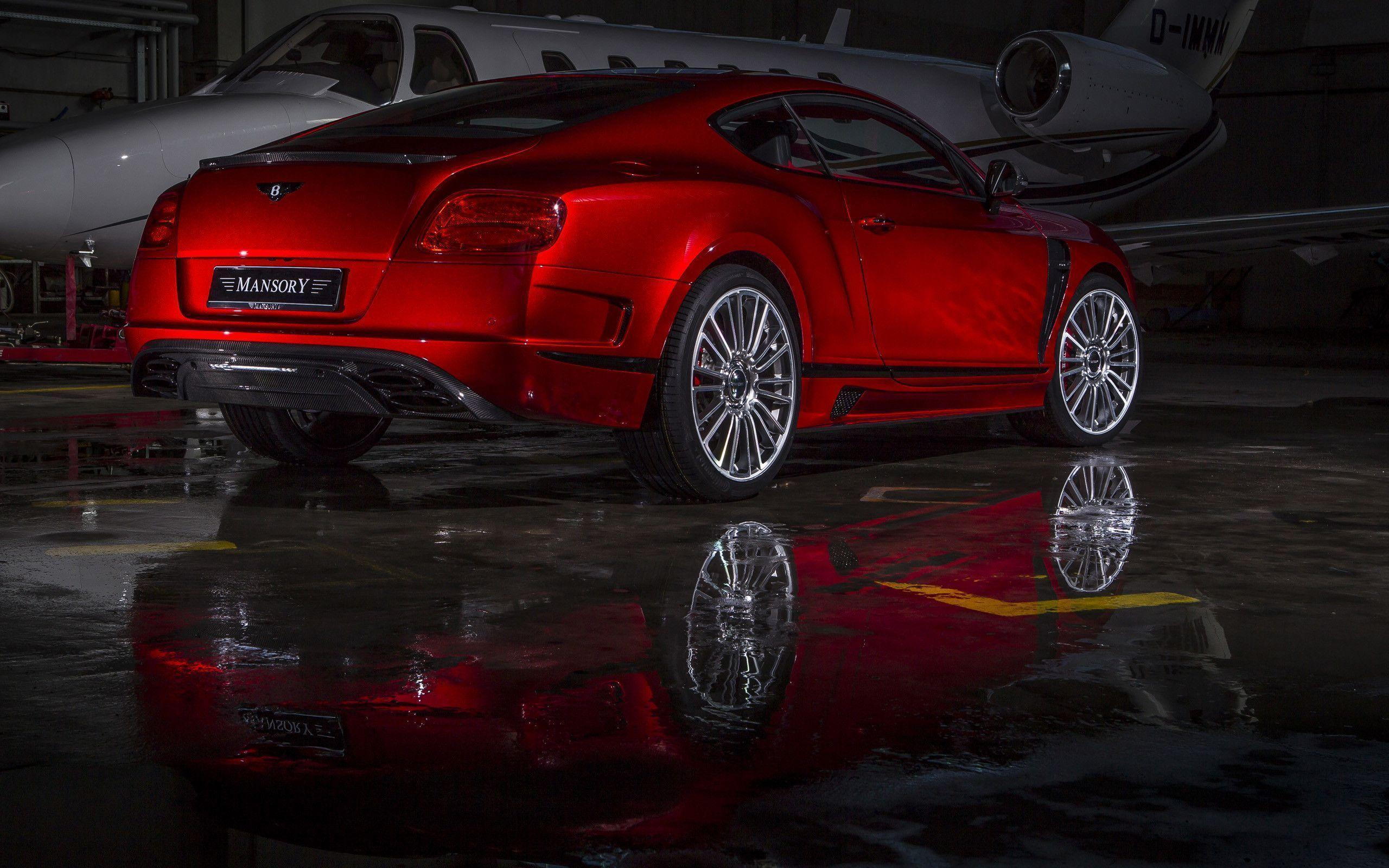 2013 Mansory Bentley Continental GT Sanguis 2 Wallpapers