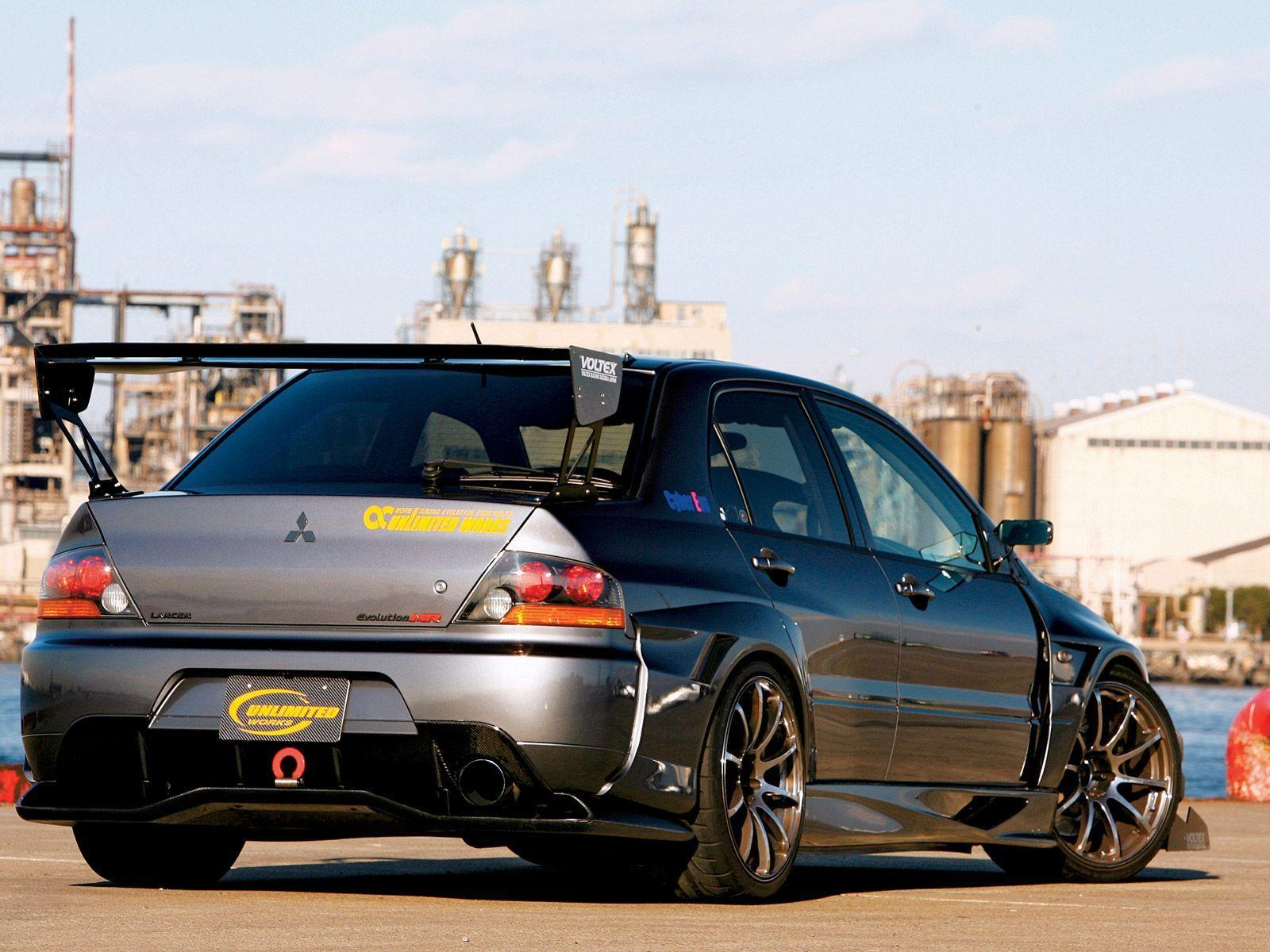 Mitsubishi Evo Viii Wallpaper | PicsWallpaper.