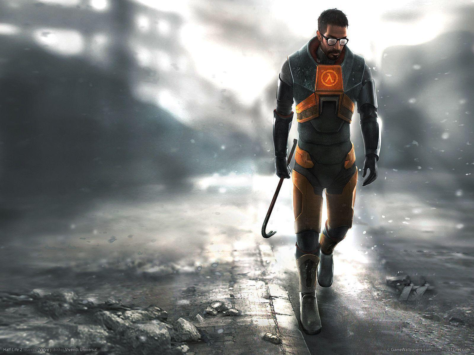 gordon freeman half life - photo #19