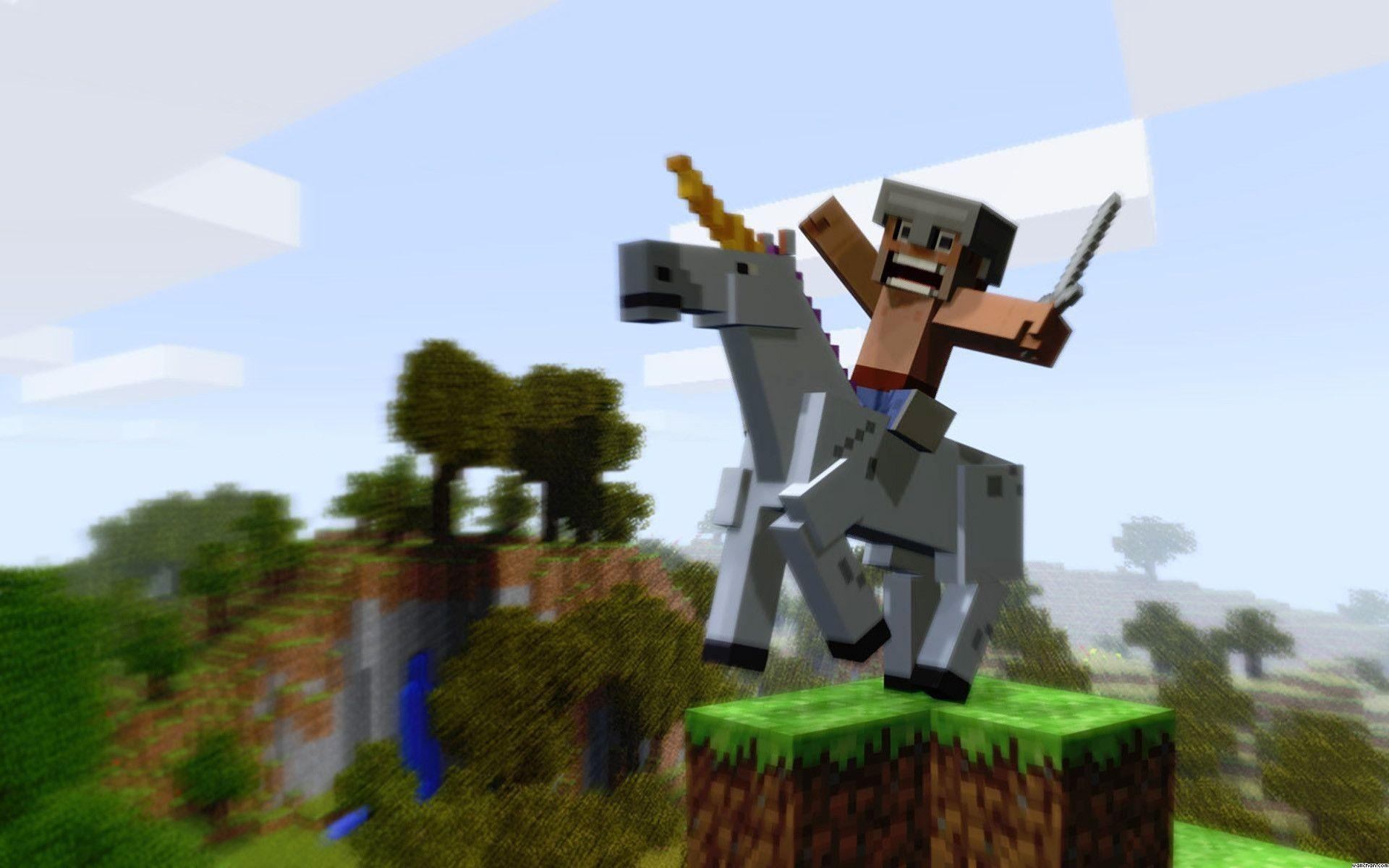 Pix For > Awesome Minecraft Wallpapers Hd