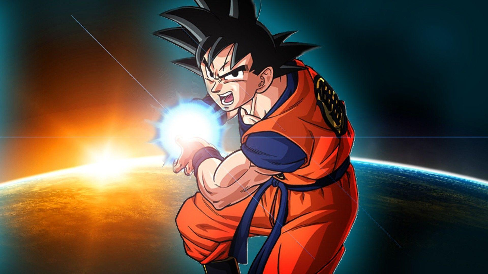 Wallpapers Of Goku - Wallpaper Cave