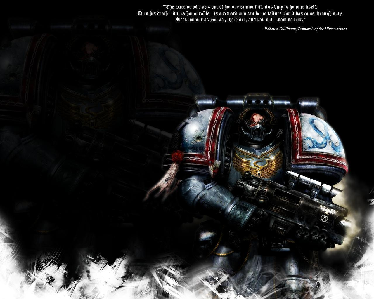 Space Marines Wallpapers