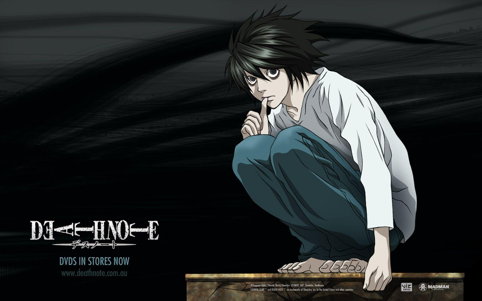 Cartoon Excellence – Death Note