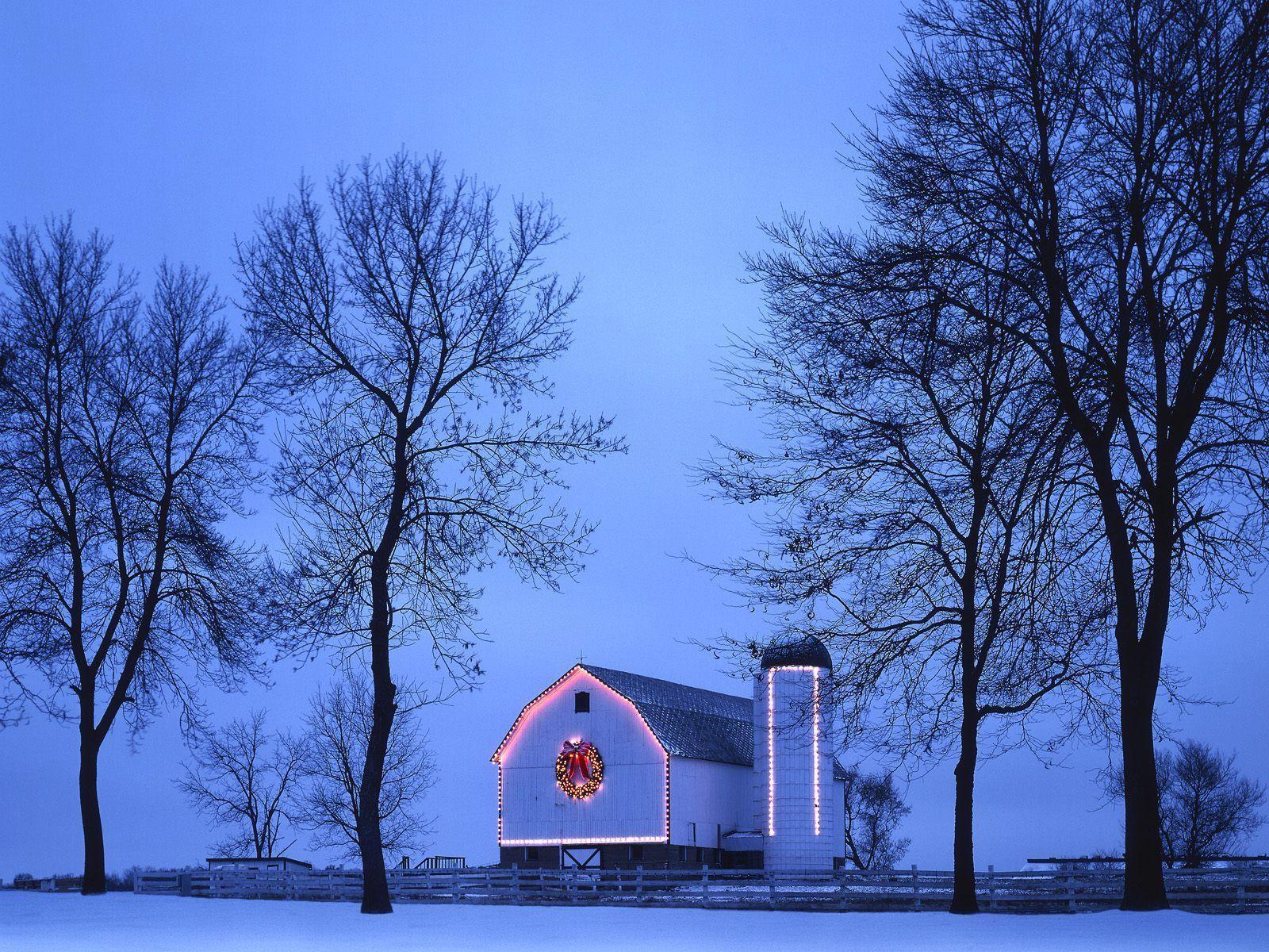 country christmas images - photo #4