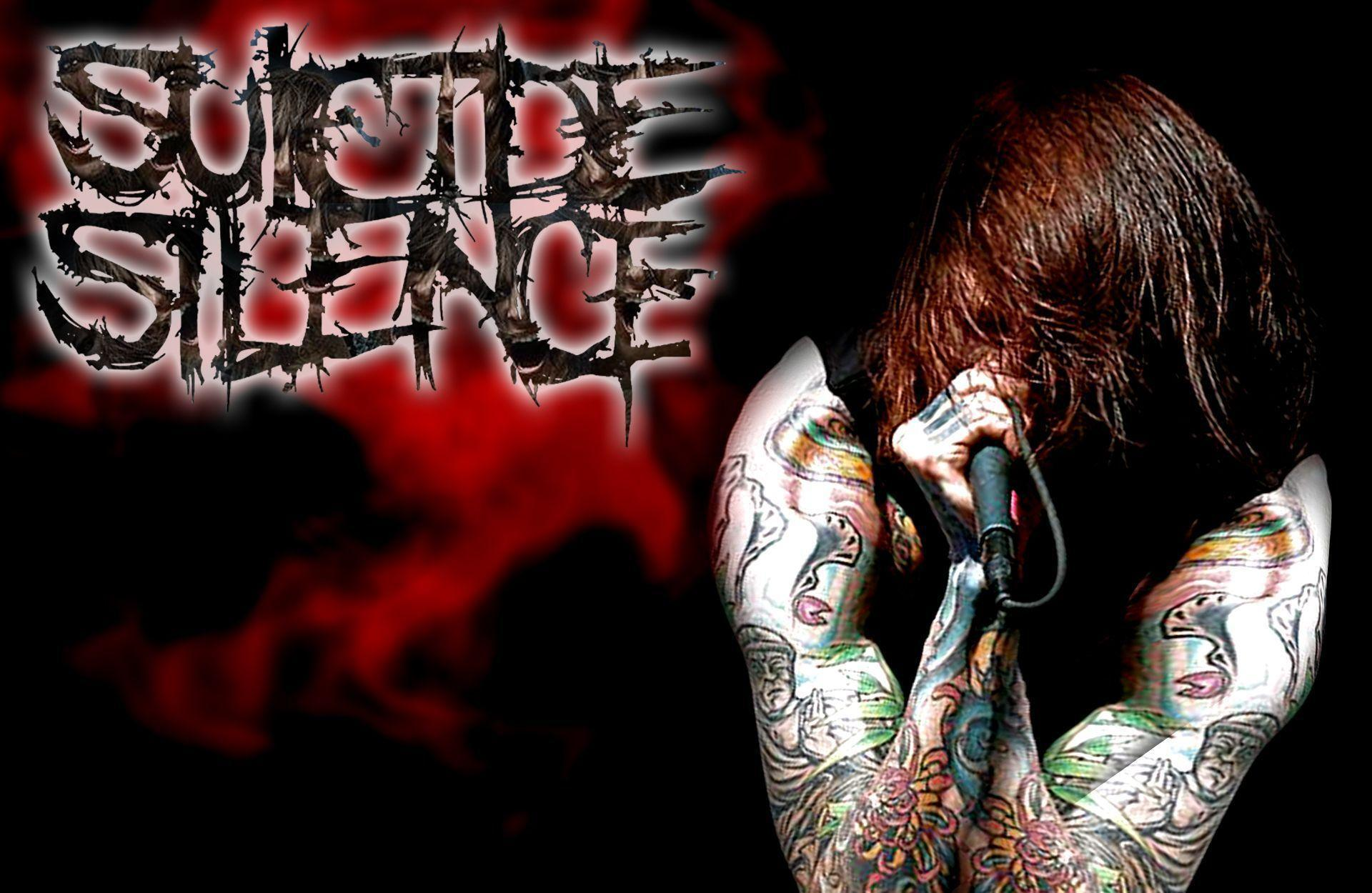 Image For > Suicide Silence Rip Mitch Lucker Wallpapers