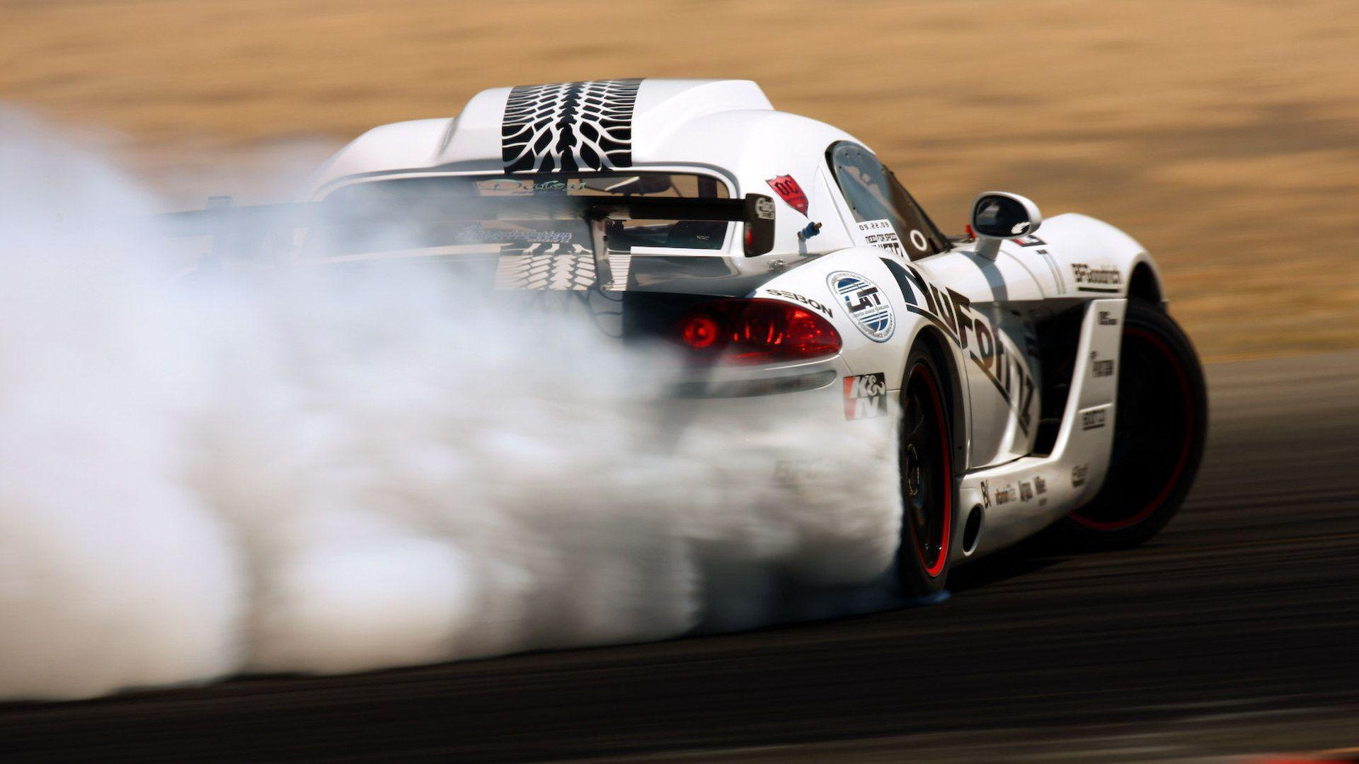 Wallpapers For > Drifting Muscle Cars Wallpaper