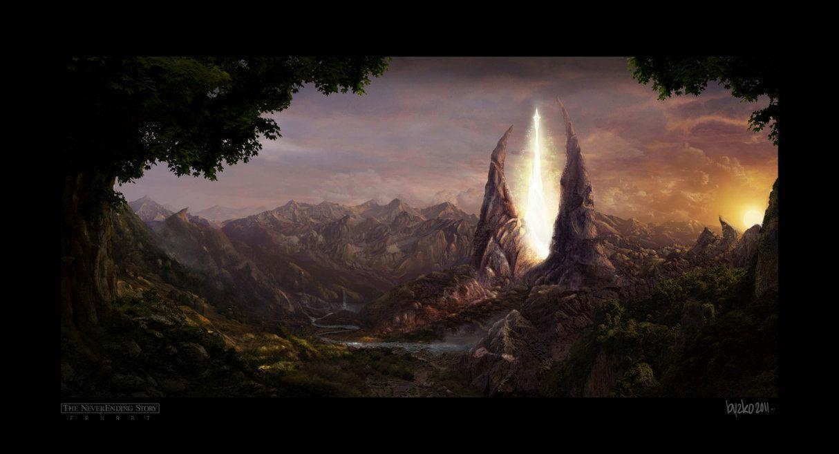 The NeverEnding Story Wallpapers - Wallpaper cave