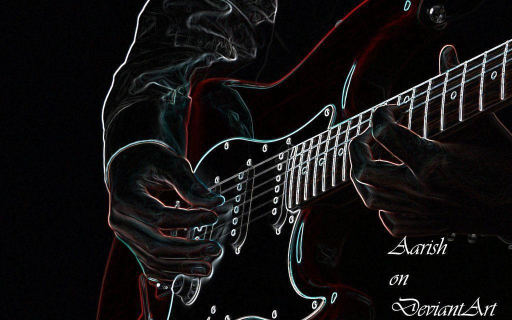 cool guitar wallpaper for - photo #17