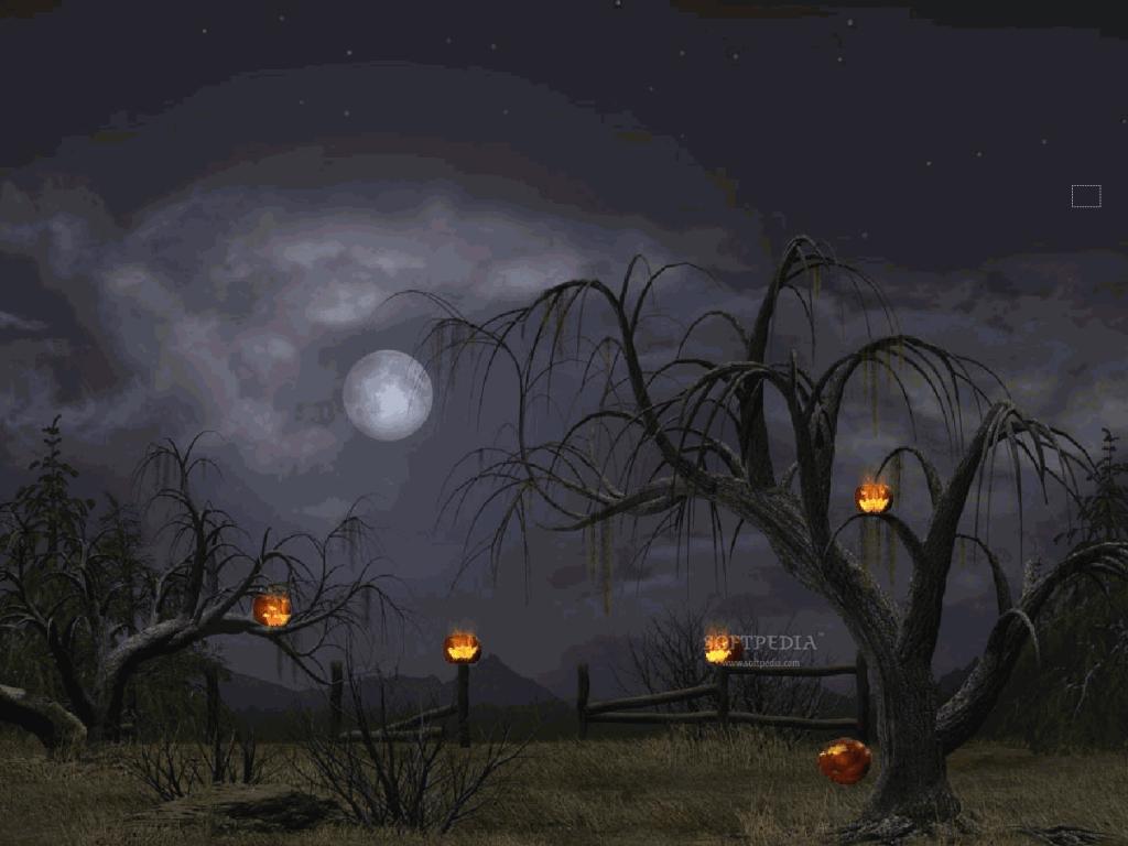 Halloween Desktop Wallpapers - Wallpaper Cave