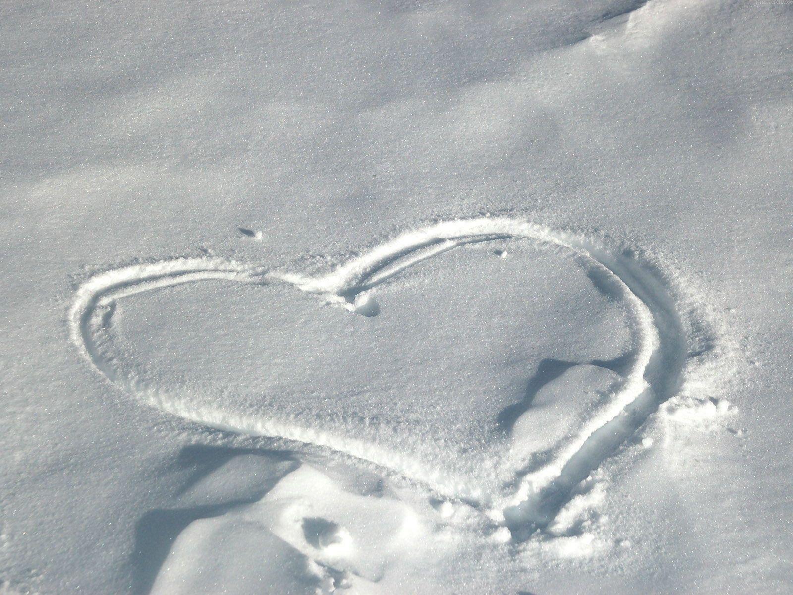 Сек на снегу 3 фотография