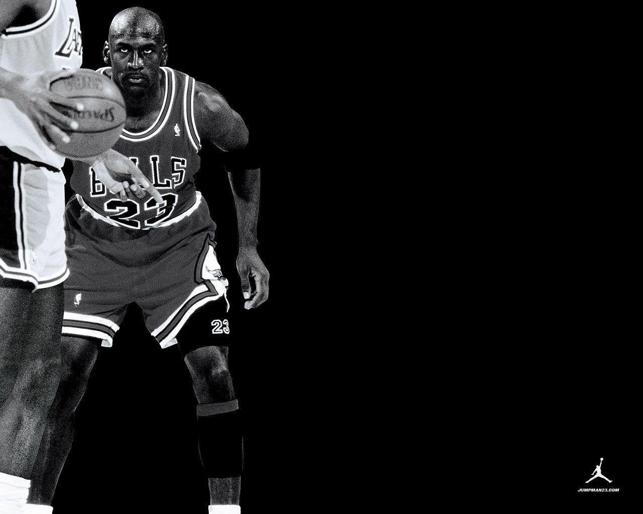 Michael Jordan Jersey Wallpaper: Michael Jordan HD Wallpapers
