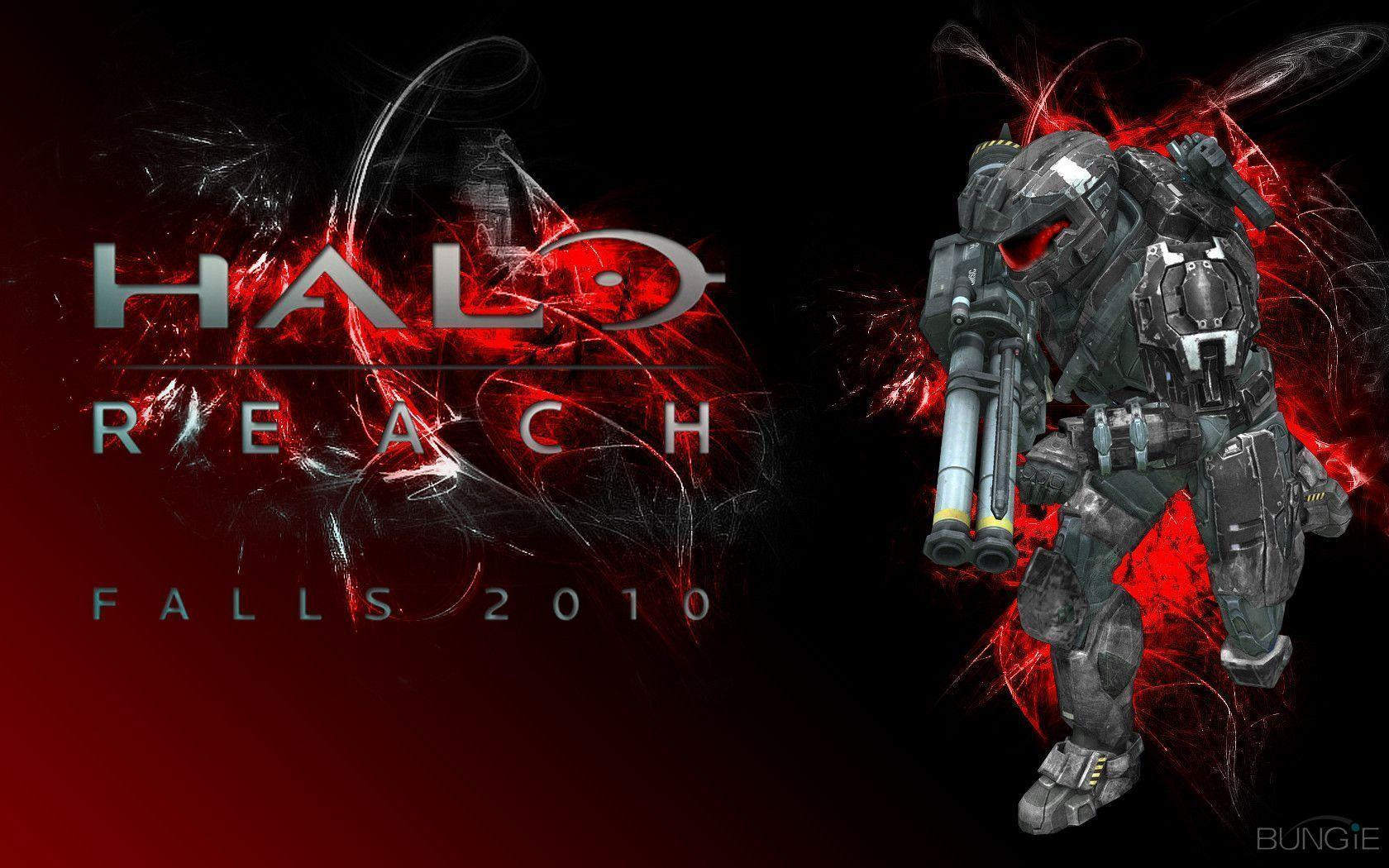 Wallpapers For > Cool Halo Reach Wallpapers