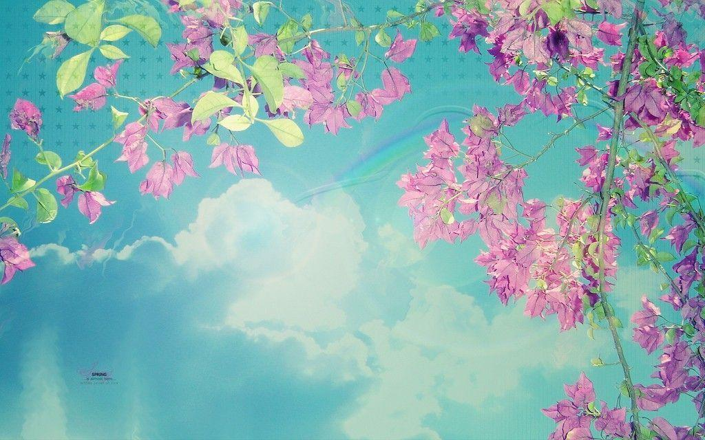 Free Spring Backgrounds 4 Cool HD Background And Wallpaper Home