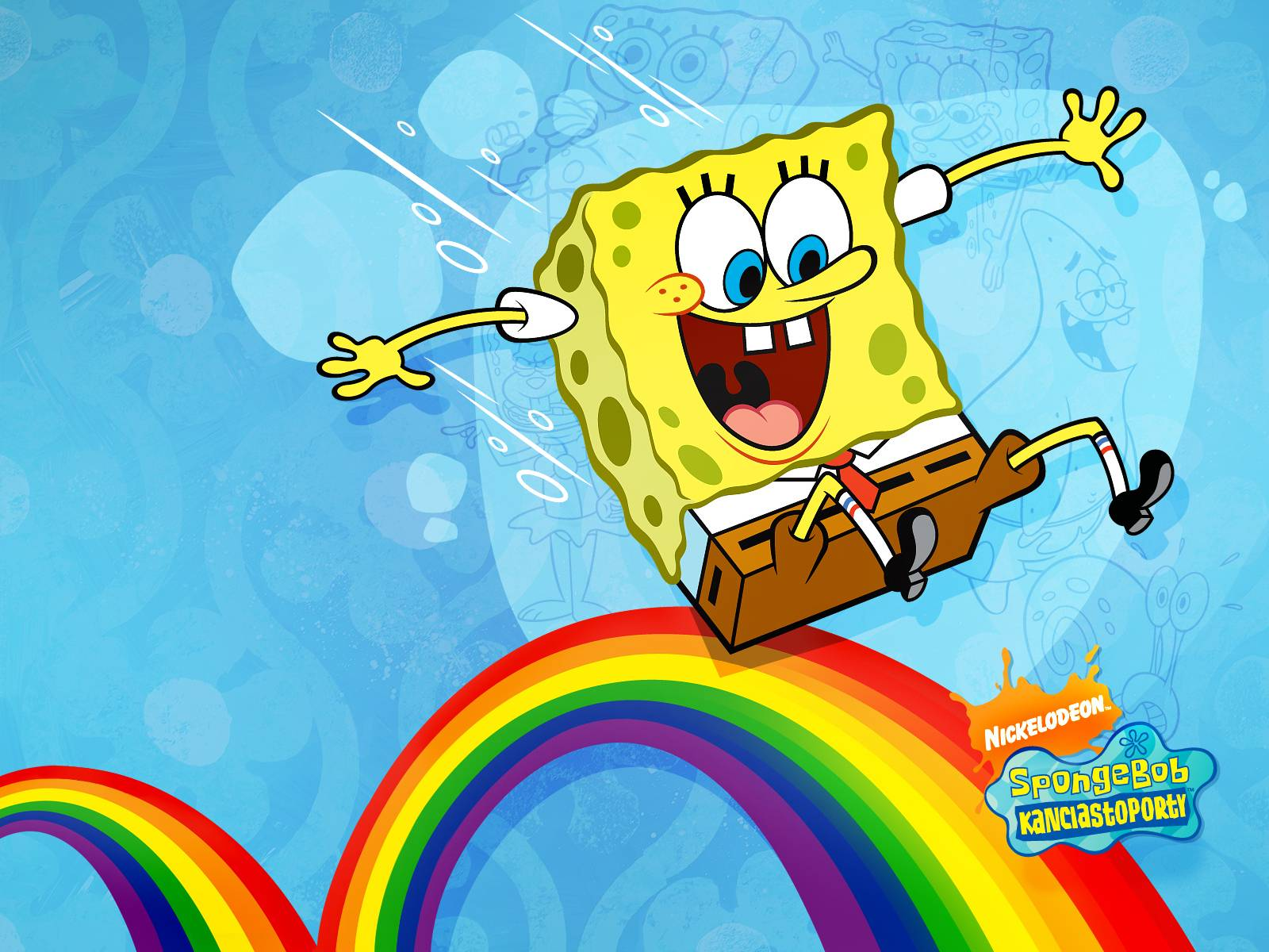 Spongebob Squarepants Backgrounds Wallpaper Cave