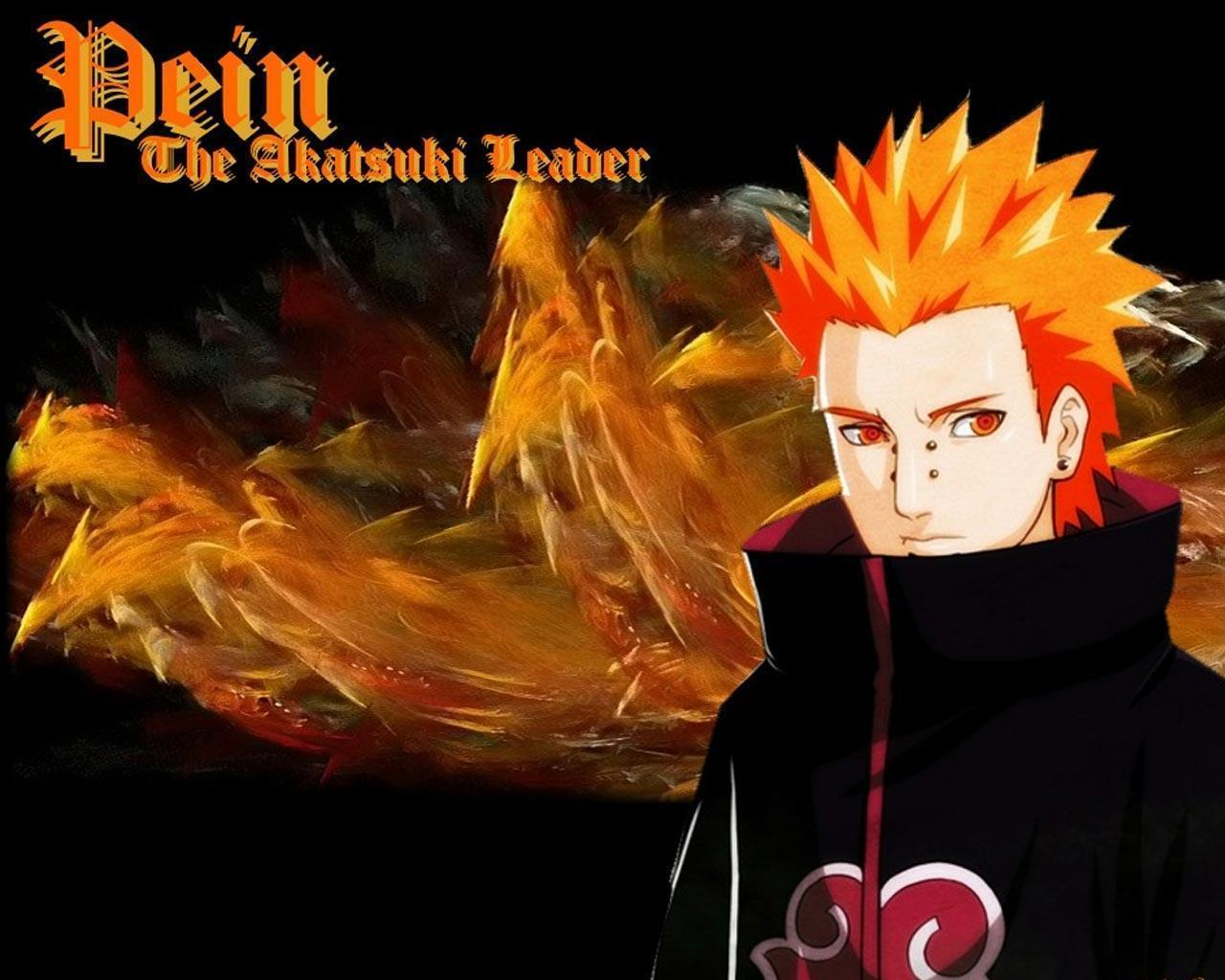 Pein Wallpapers the akatsuki leader