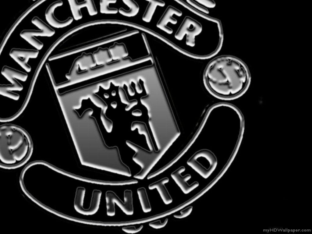 Manchester United Logo 3D Picture Wallpapers For Desktop Backgrounds