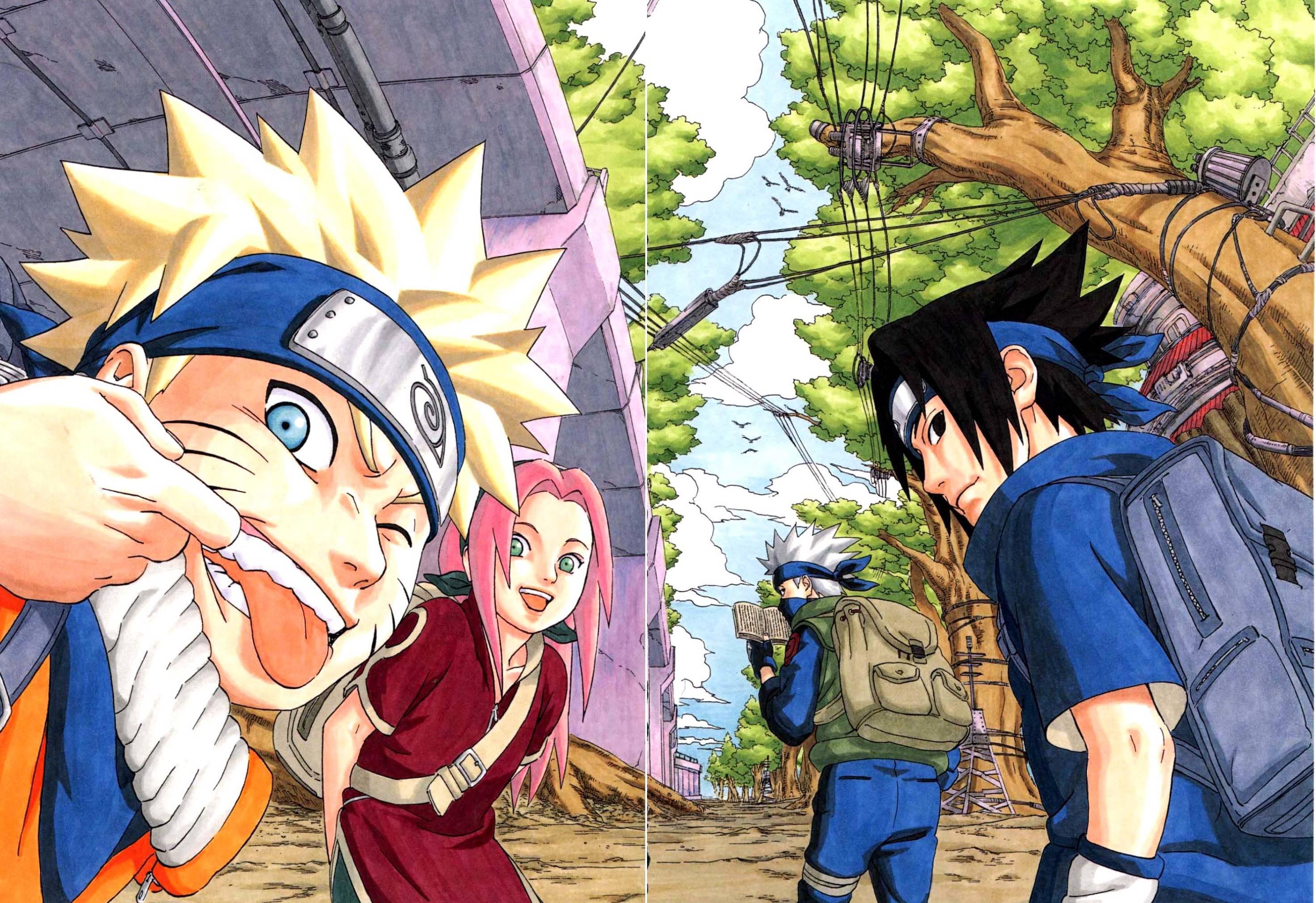 Cool Naruto Wallpapers - Wallpaper Cave