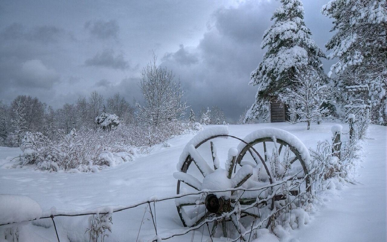 ilona wallpapers beautiful snowy - photo #34