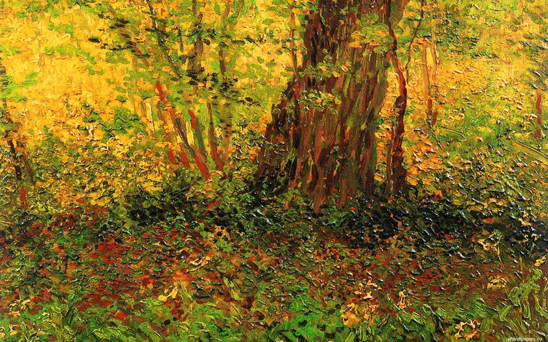 Vincent Van Gogh Wallpapers - Wallpaper Cave